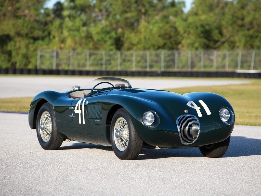 1952 jaguar c type classic driver market. Black Bedroom Furniture Sets. Home Design Ideas
