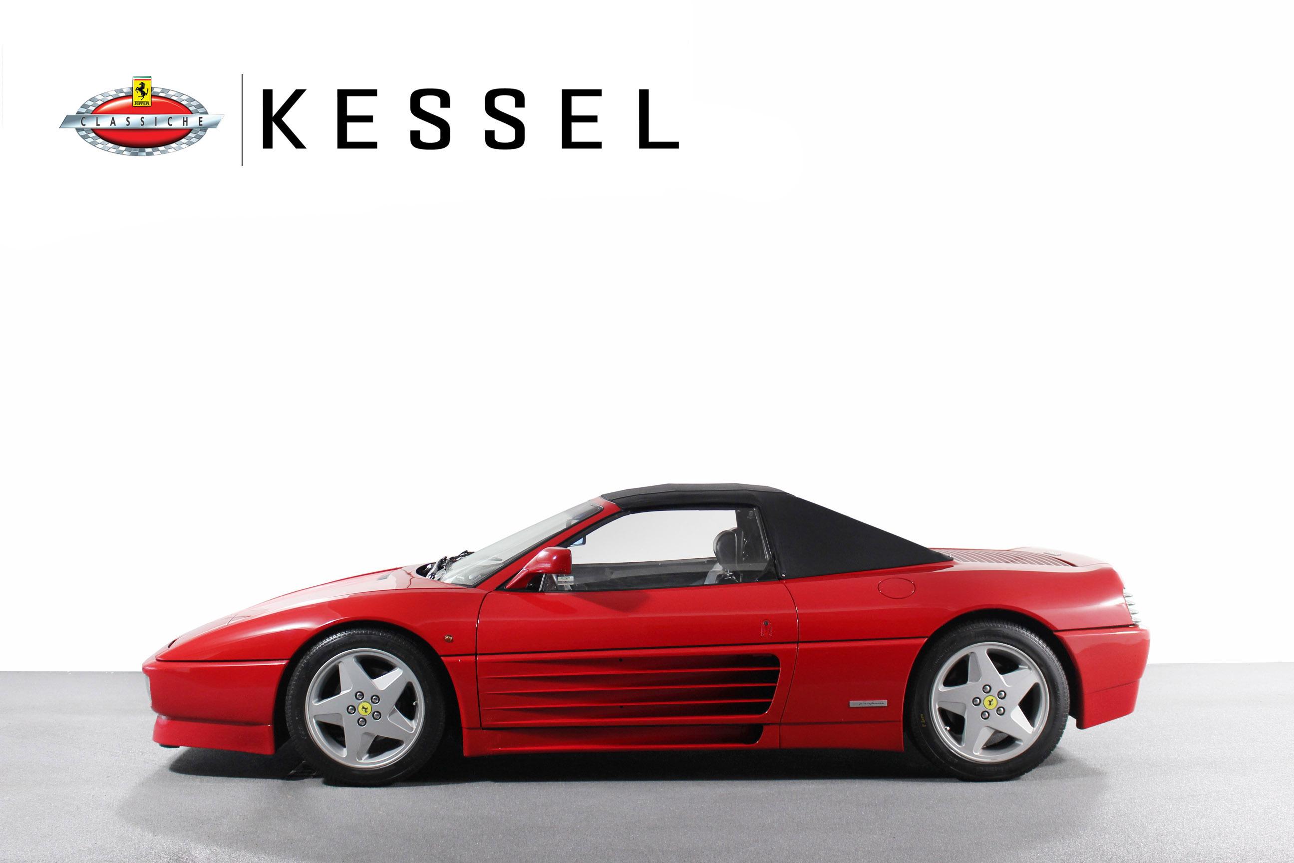1995 Ferrari 348 Classic Driver Market