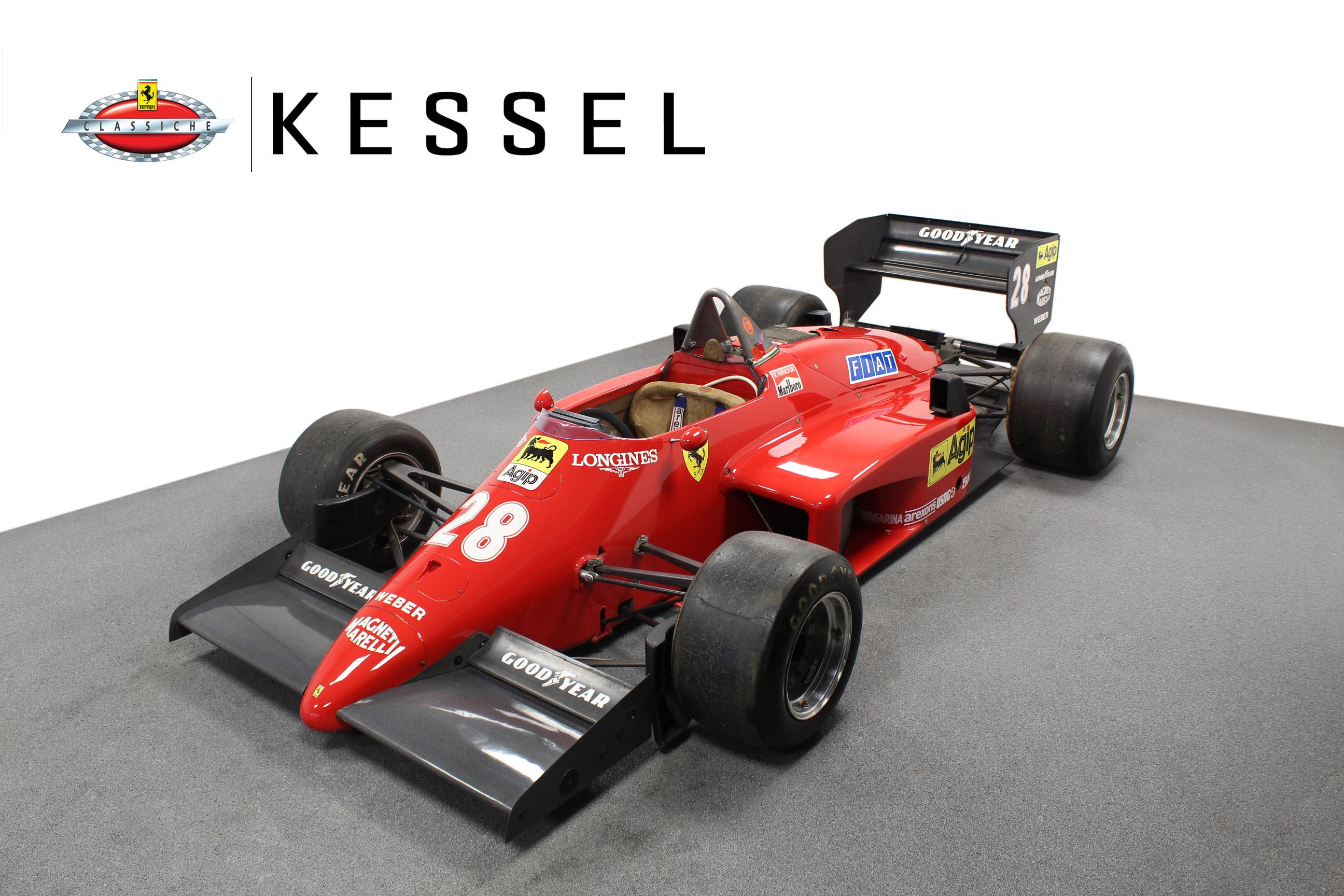 1985 Ferrari Formula 1 Vintage Car For Sale