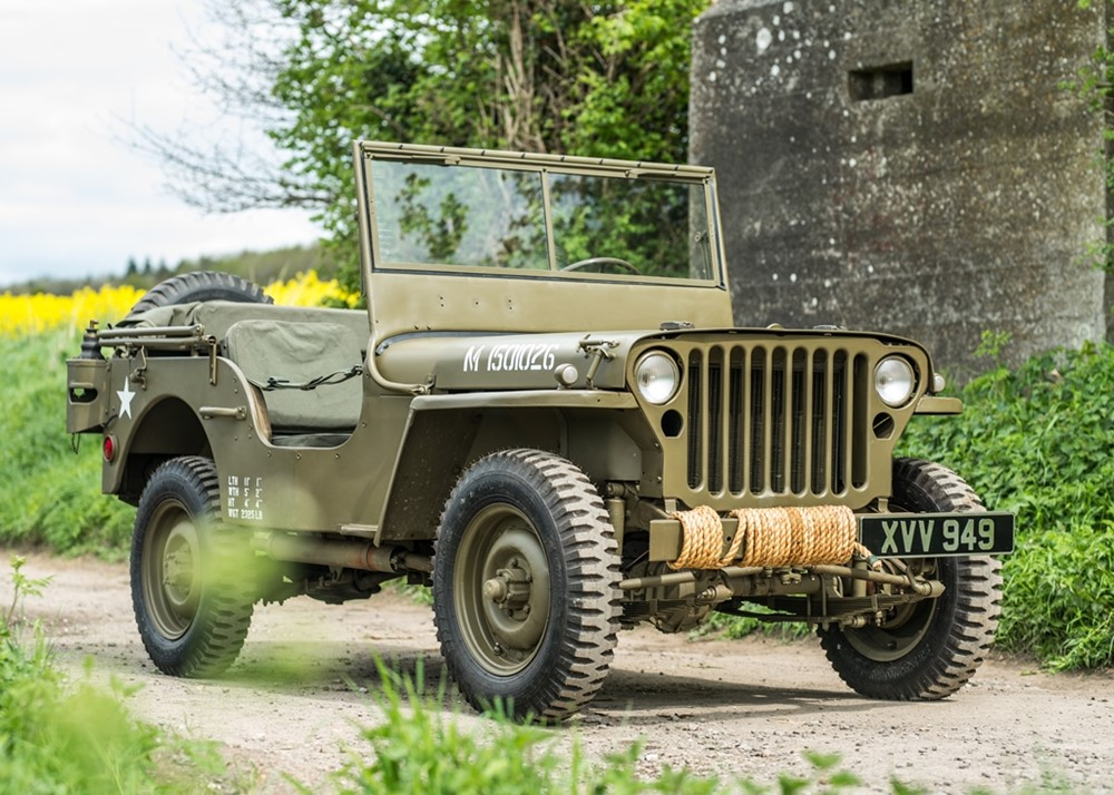 1942 Ford Jeep Classic Driver Market