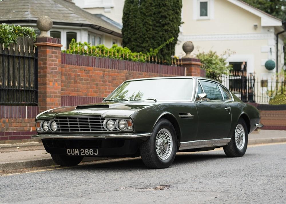 1971 Aston Martin Dbs Classic Driver Market