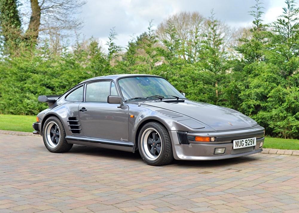 1980 Porsche 911 Turbo Classic Driver Market