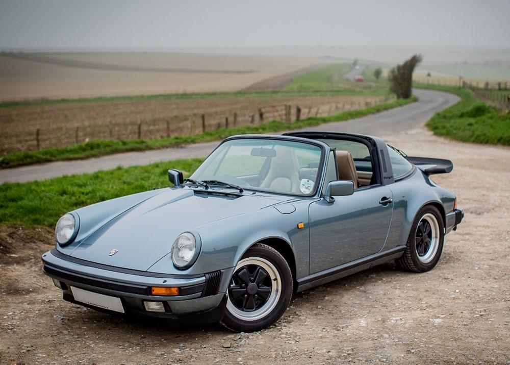1986 Porsche 911 G Classic Driver Market