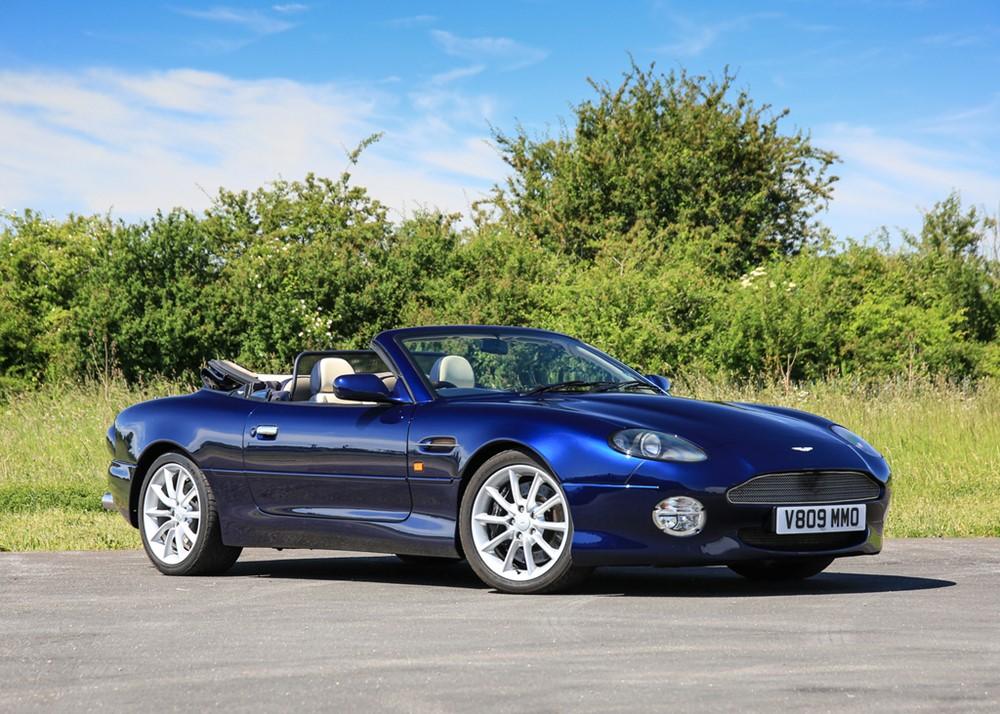 2000 Aston Martin Db7 Classic Driver Market