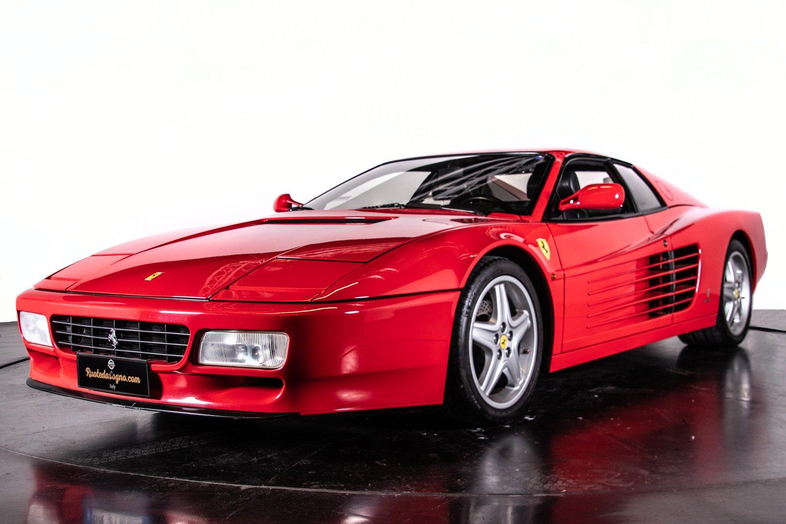 1992 Ferrari 512 Classic Driver Market
