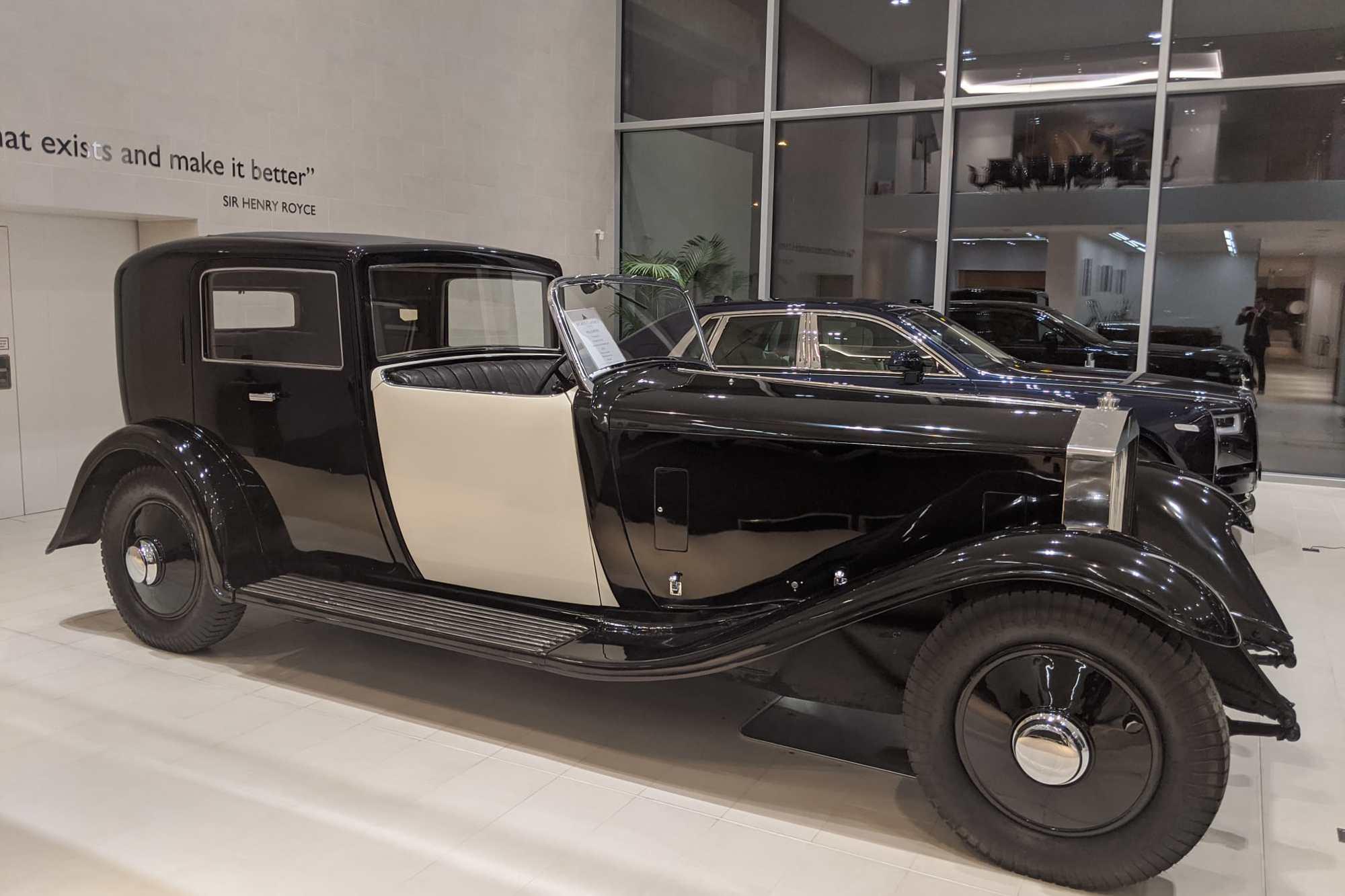 1932 Rolls-Royce Phantom VII | Classic Driver Market