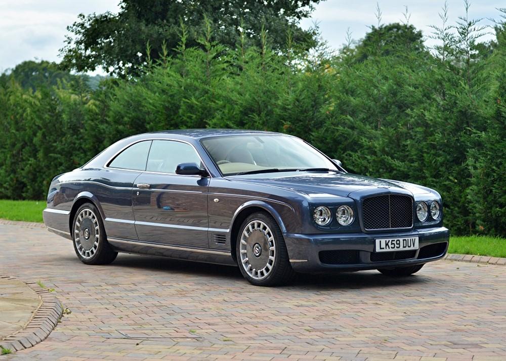 2009 Bentley Brooklands Classic Driver Market