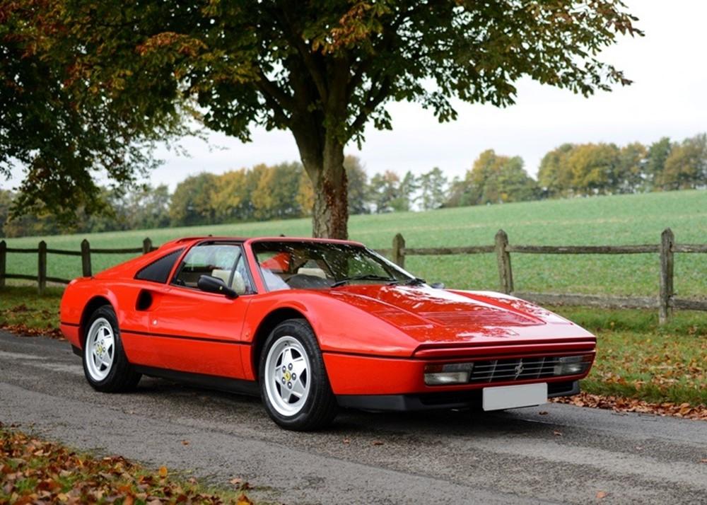 1988 Ferrari 328 Classic Driver Market