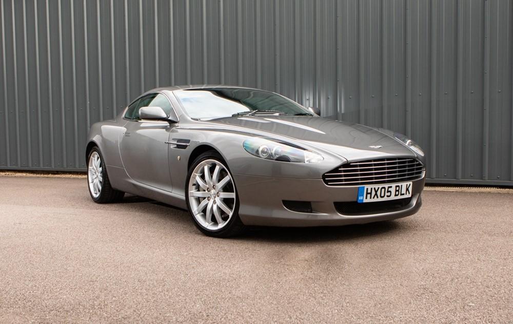 2005 Aston Martin Db9 Classic Driver Market