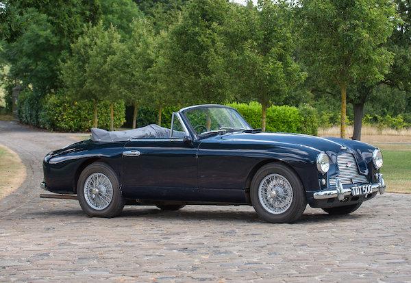 1955 Aston Martin Db2 4 Classic Driver Market