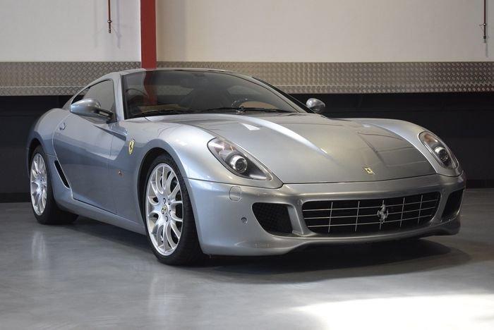 2008 Ferrari 599 Classic Driver Market