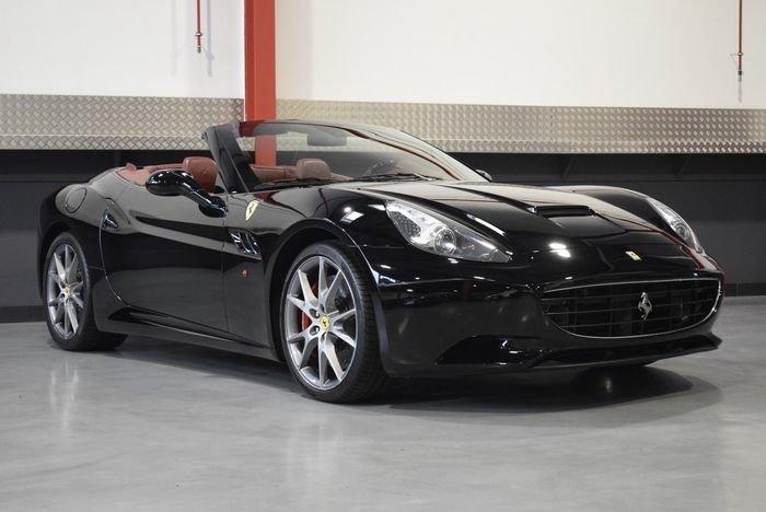 2011 Ferrari California Classic Driver Market