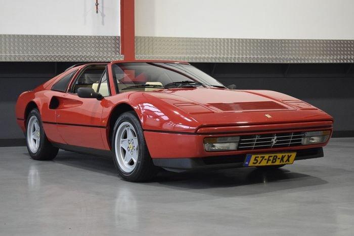 1986 Ferrari 328 Classic Driver Market