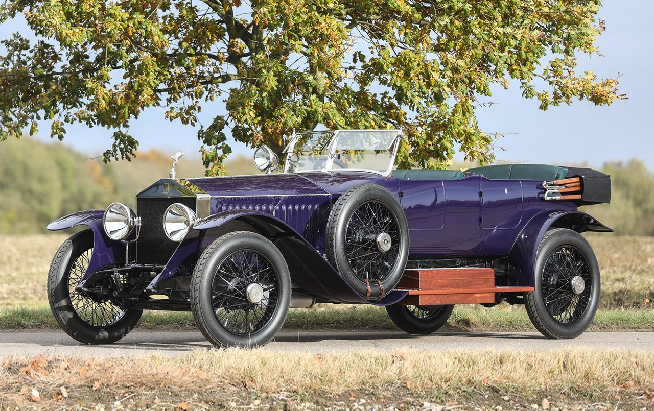 1919 Rolls-Royce Silver Ghost | Classic Driver Market