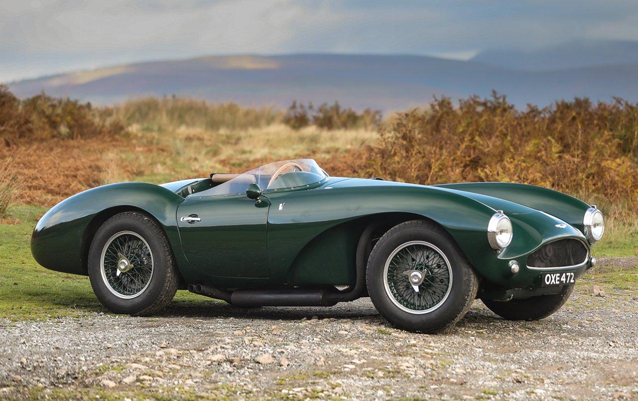 1955 Aston Martin Db3 Vintage Car For Sale
