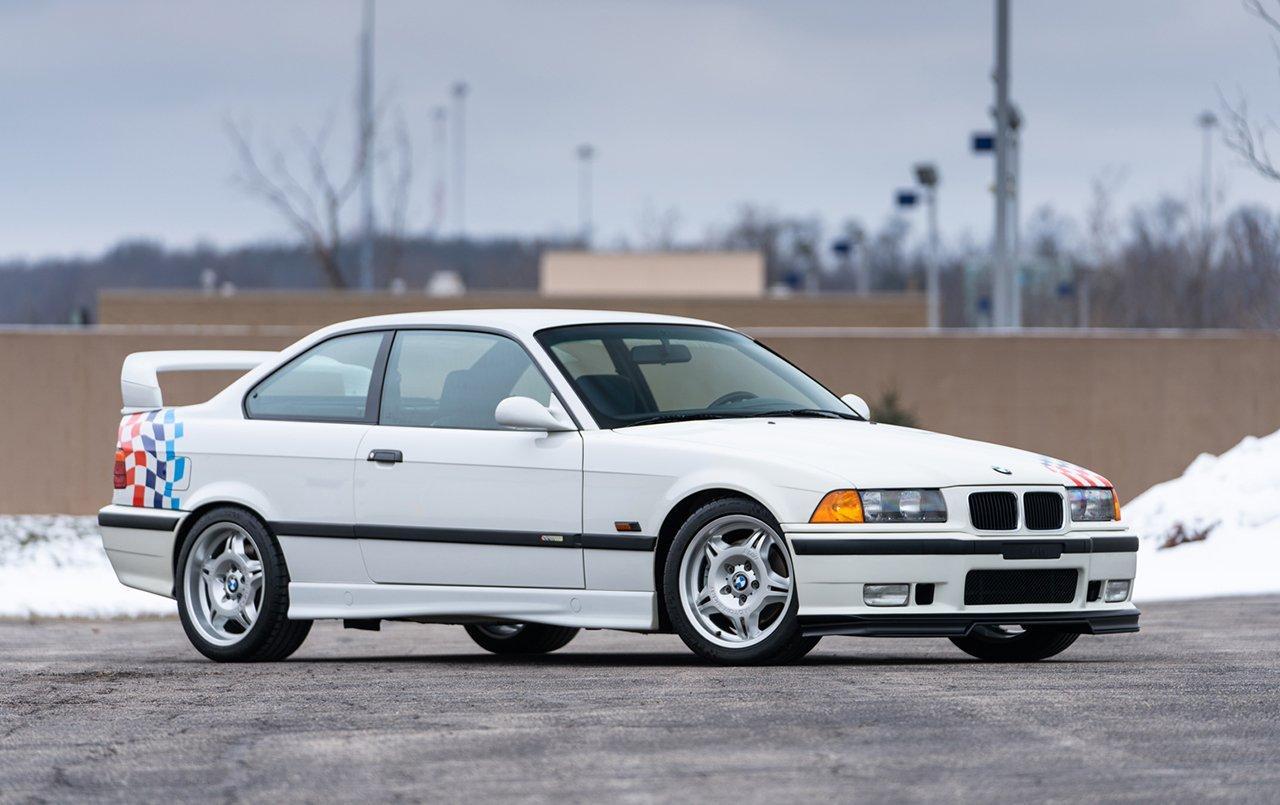 1995 Bmw M3 Classic Driver Market
