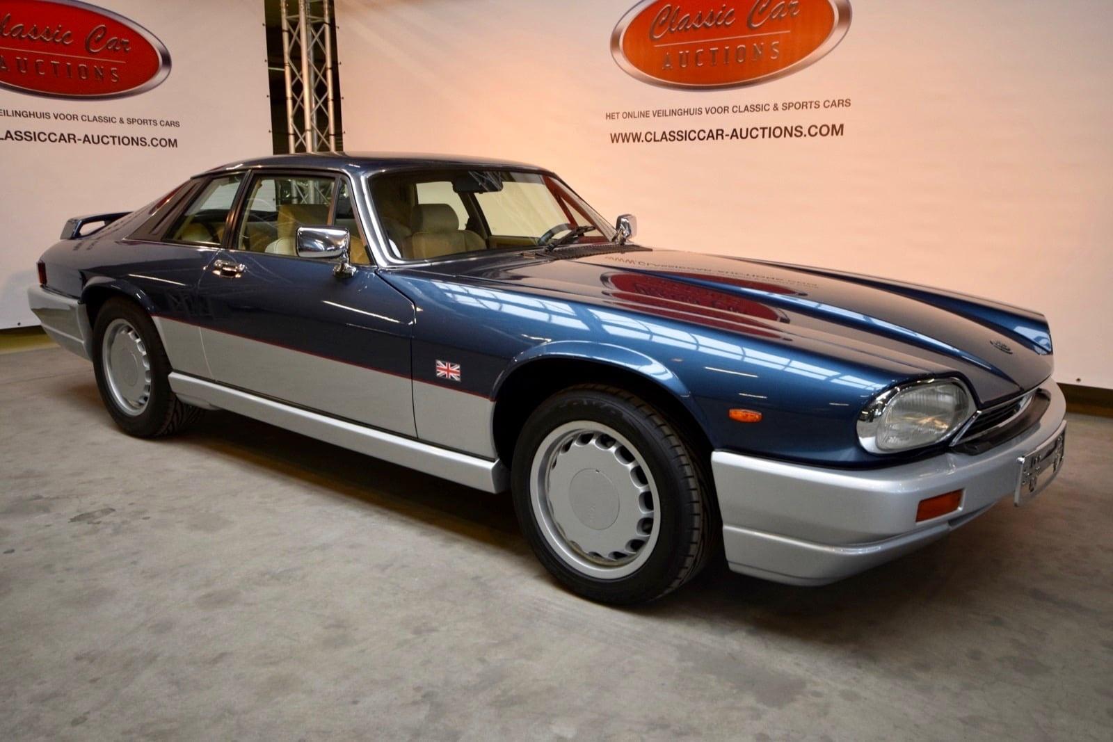 1987 jaguar xjs   classic driver market