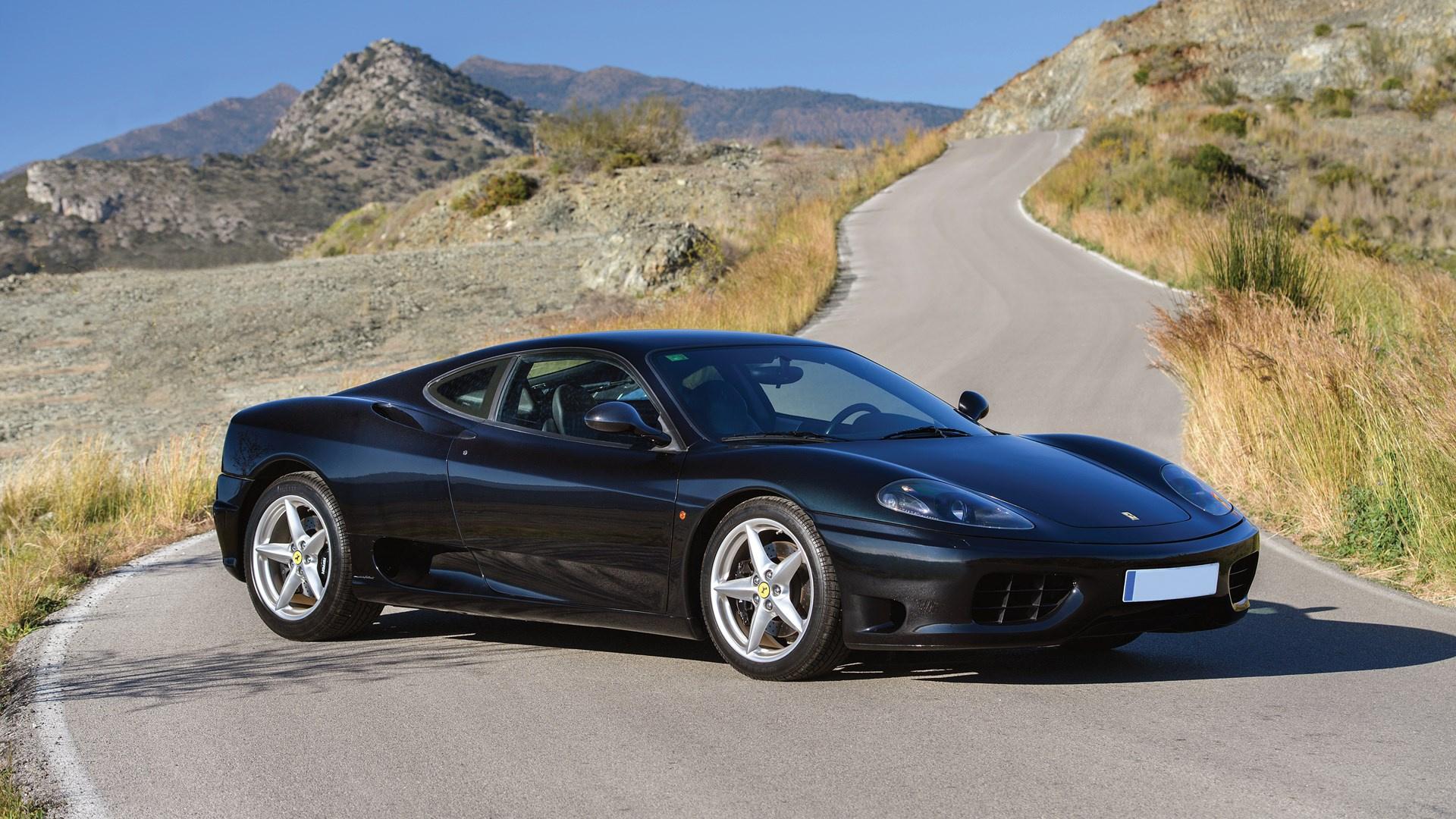 1999 Ferrari 360 360 Modena Classic Driver Market