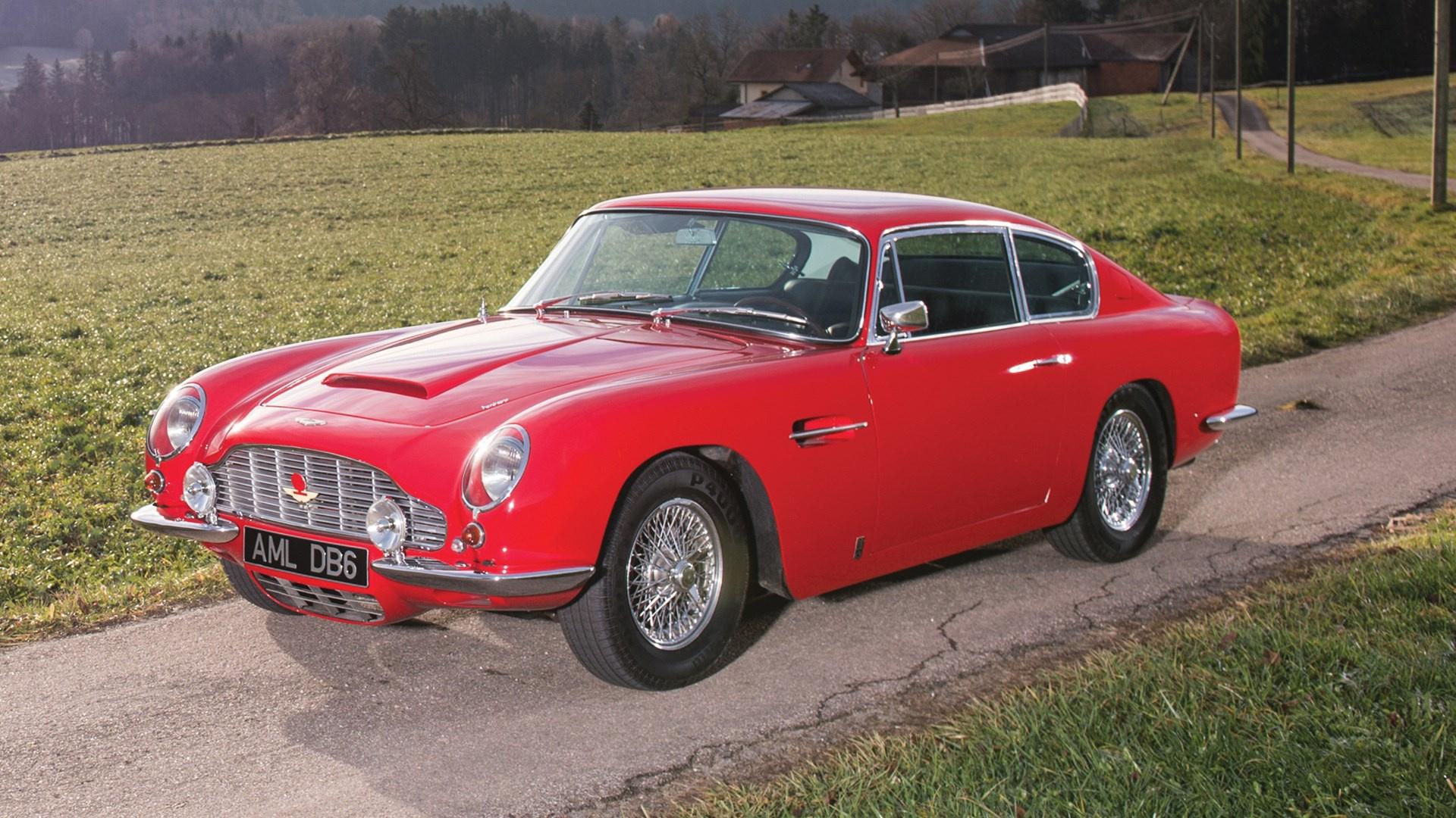 1966 Aston Martin Db6 Db6 Classic Driver Market