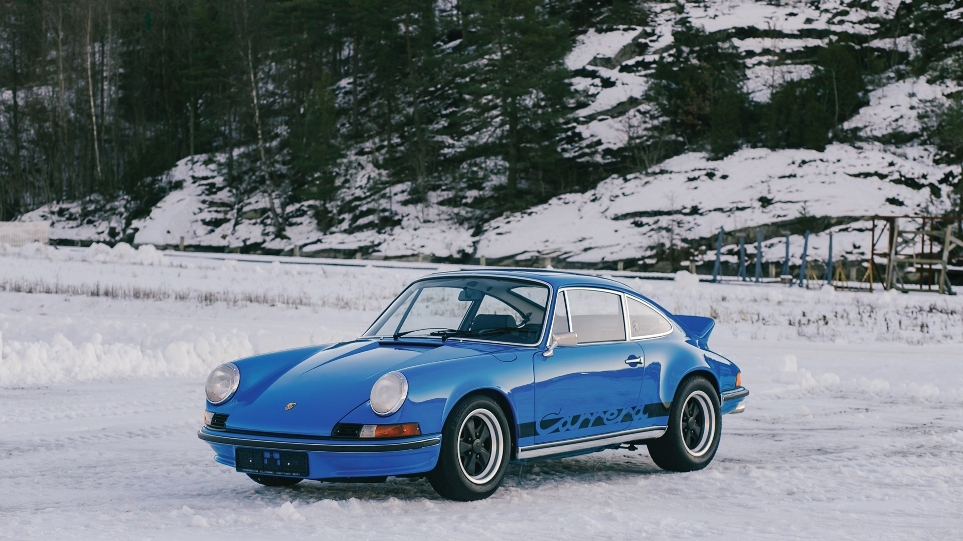 1973 Porsche 911 Carrera Rs 2 7 Touring Classic Driver Market