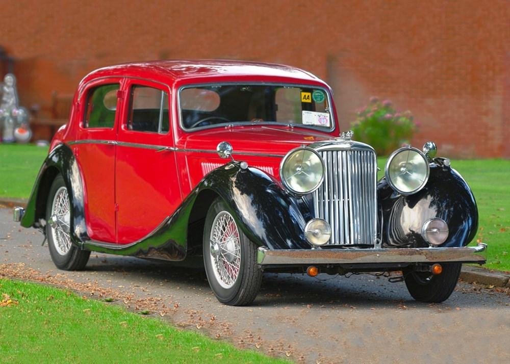 1946 Jaguar MK IV   Classic Driver Market