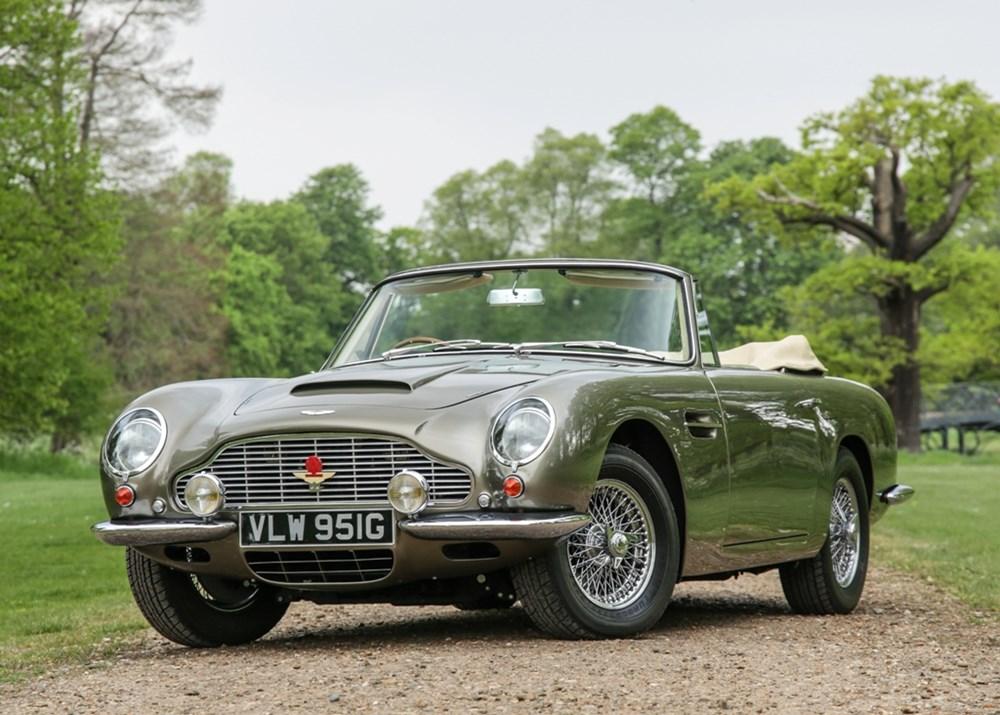 1968 Aston Martin Db6 Classic Driver Market