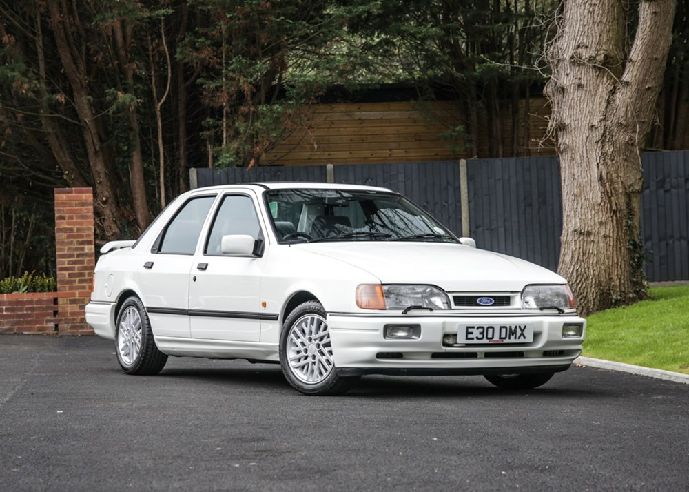 Classic Mercedes For Sale >> 1988 Ford Sierra | Classic Driver Market