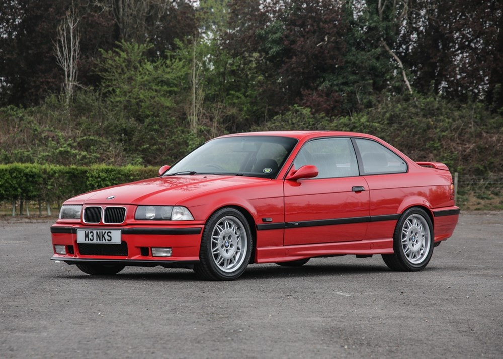 1995 Bmw M Coupe Classic Driver Market