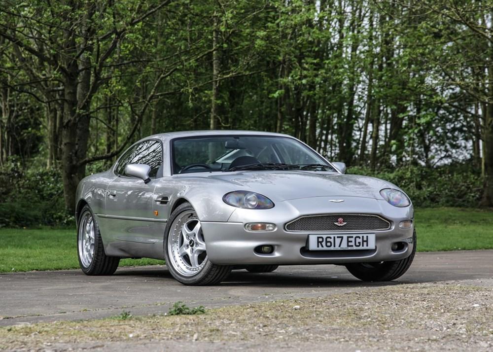 1997 Aston Martin Db7 Classic Driver Market
