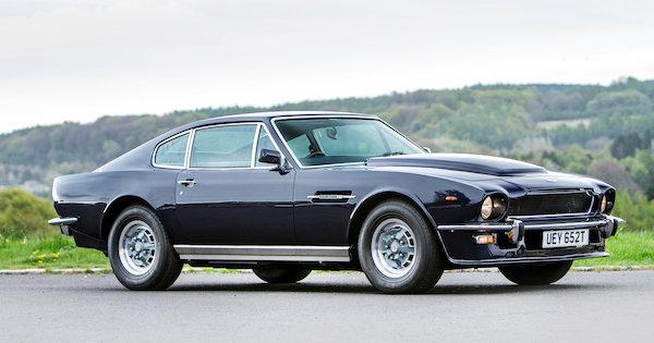 1979 Aston Martin V8 Classic Driver Market
