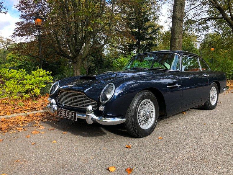 1963 Aston Martin Db5 Classic Driver Market