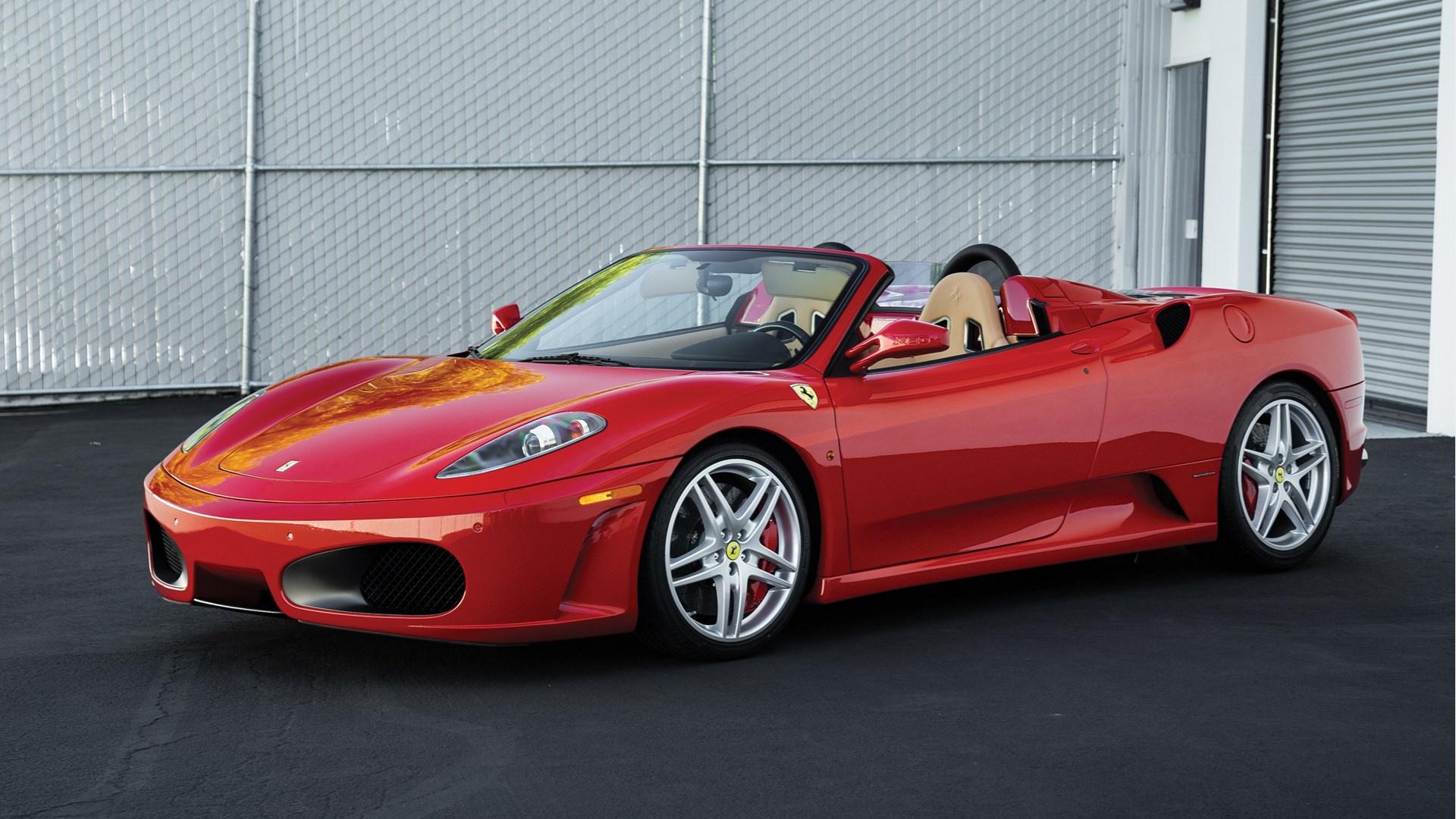 2007 Ferrari F430 Spider Classic Driver Market