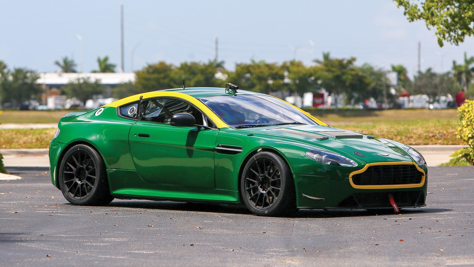 2010 Aston Martin V8 Vantage Gt4 Classic Driver Market