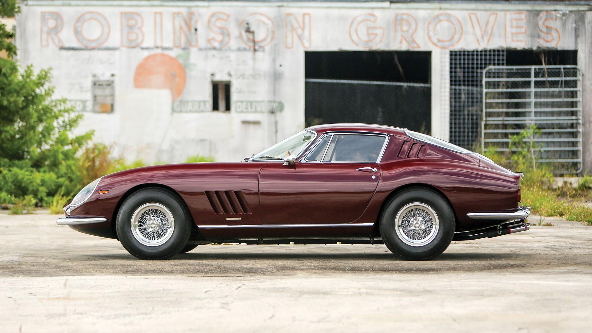 1966 Ferrari 275 Gtb Oldtimer Zu Verkaufen