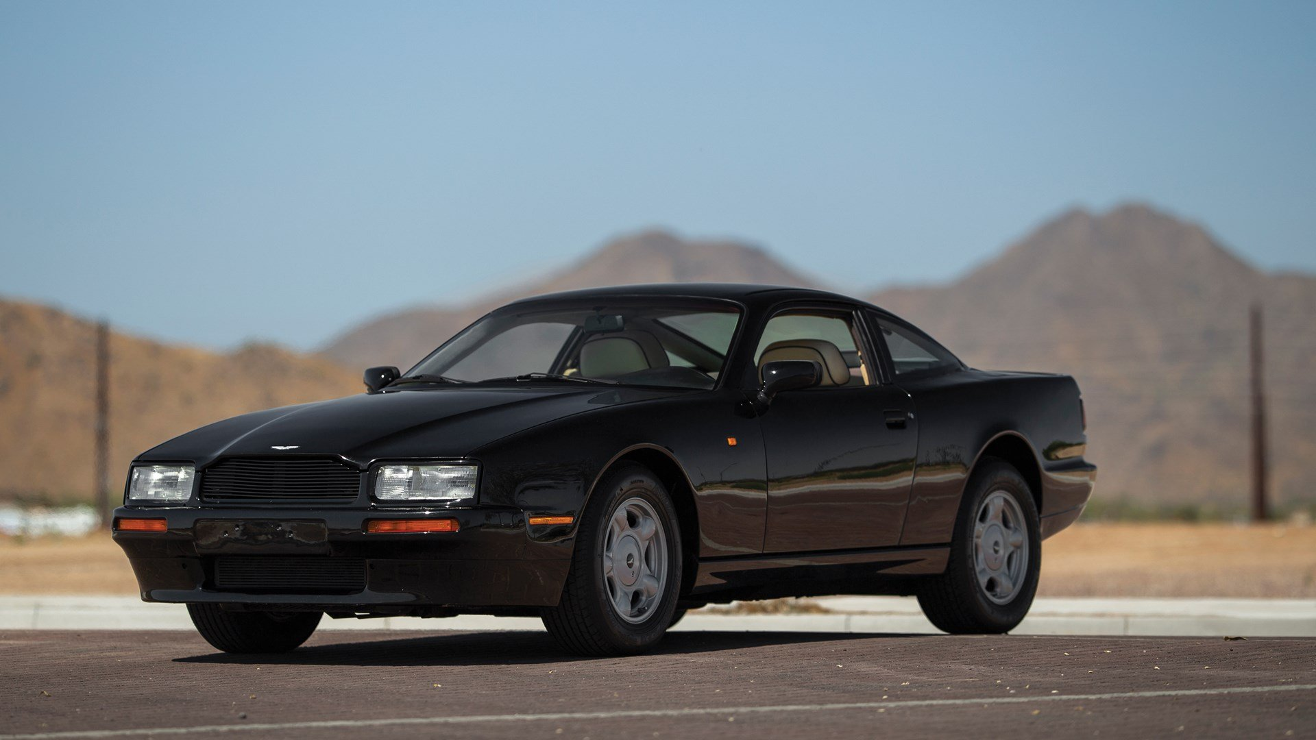 1992 Aston Martin Virage Coupe Classic Driver Market