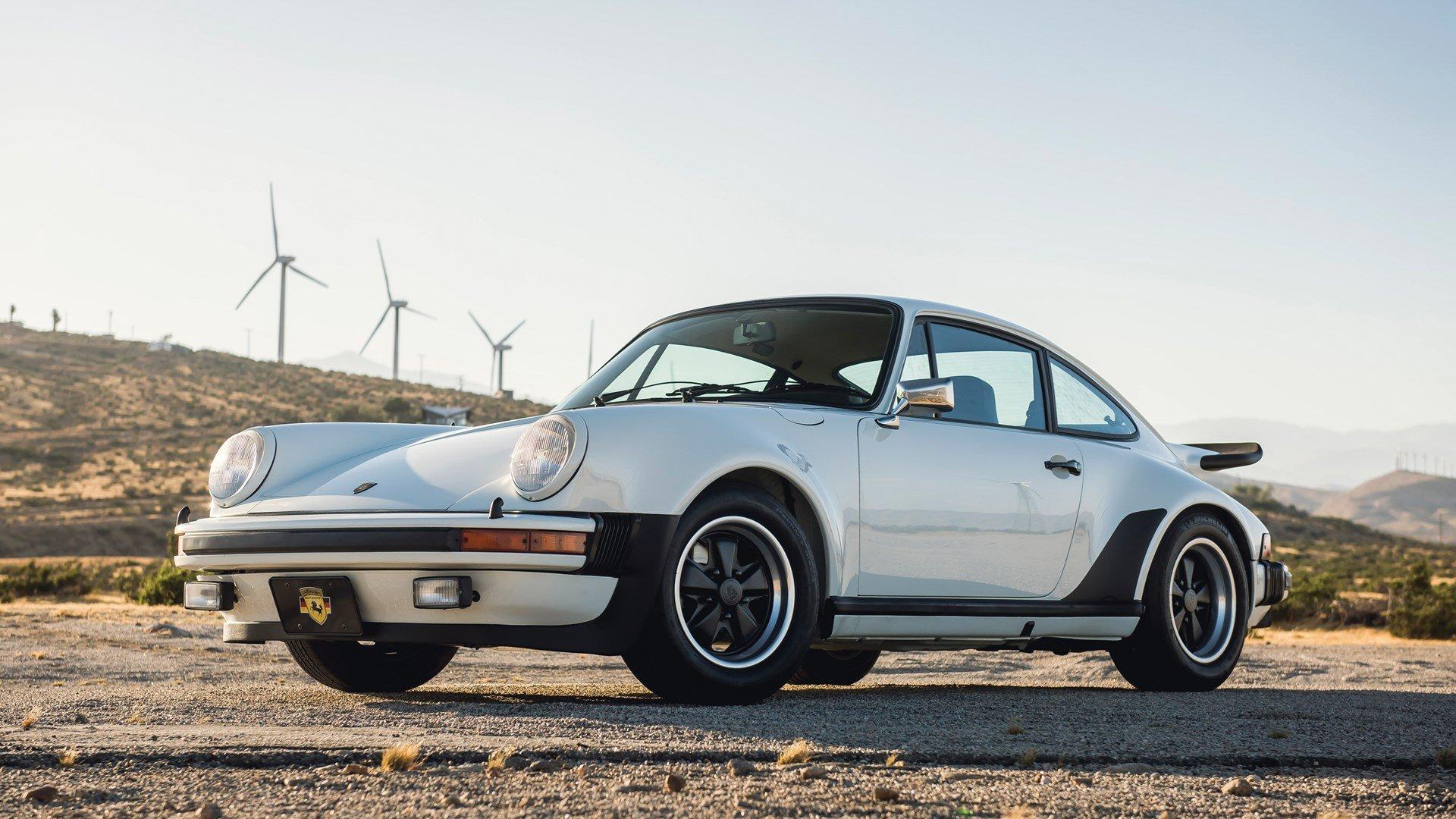 1975 Porsche 911 Turbo 911 Turbo Carrera Vintage Car For Sale