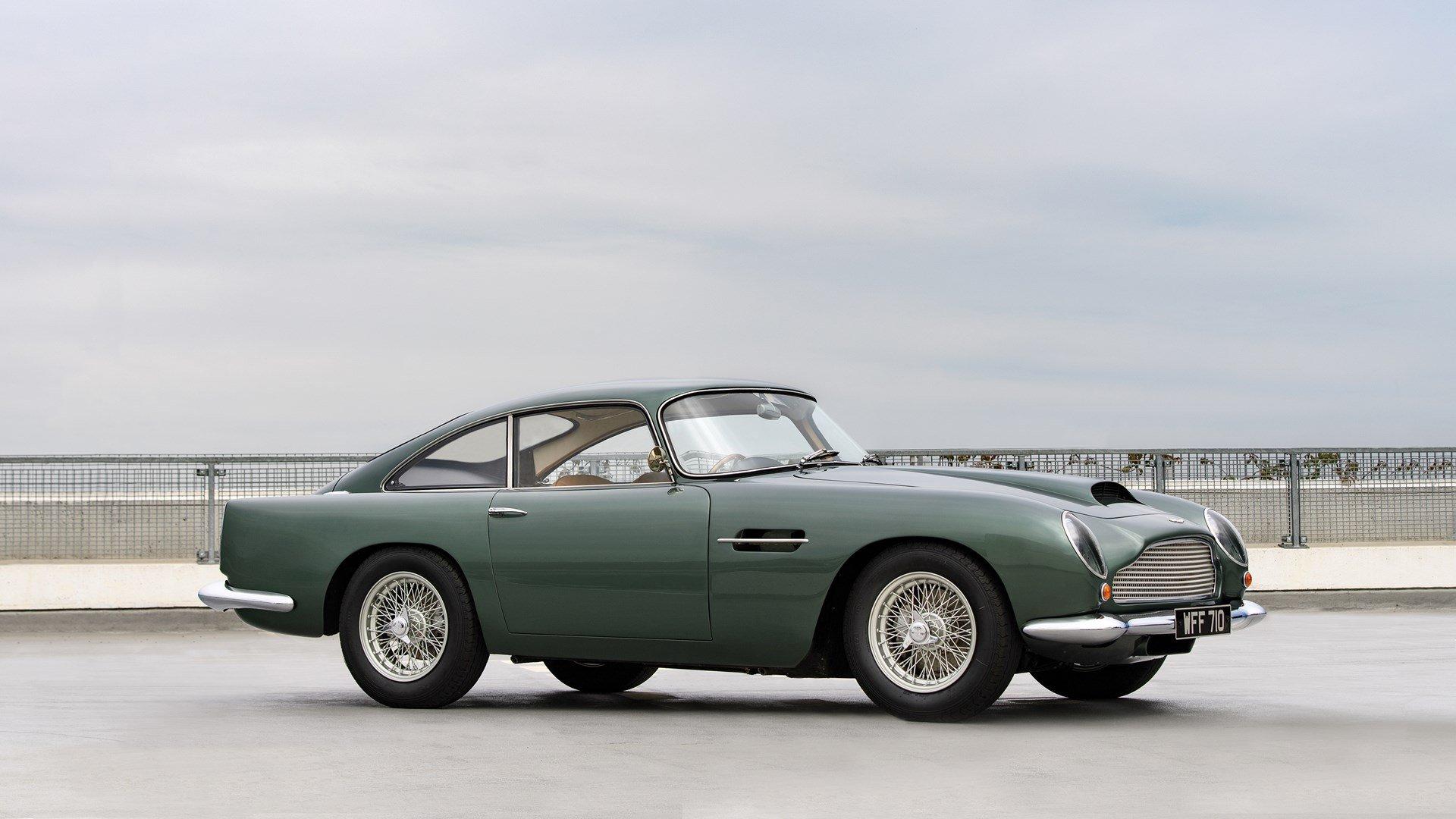 1961 Aston Martin Db4 Gt Classic Driver Market