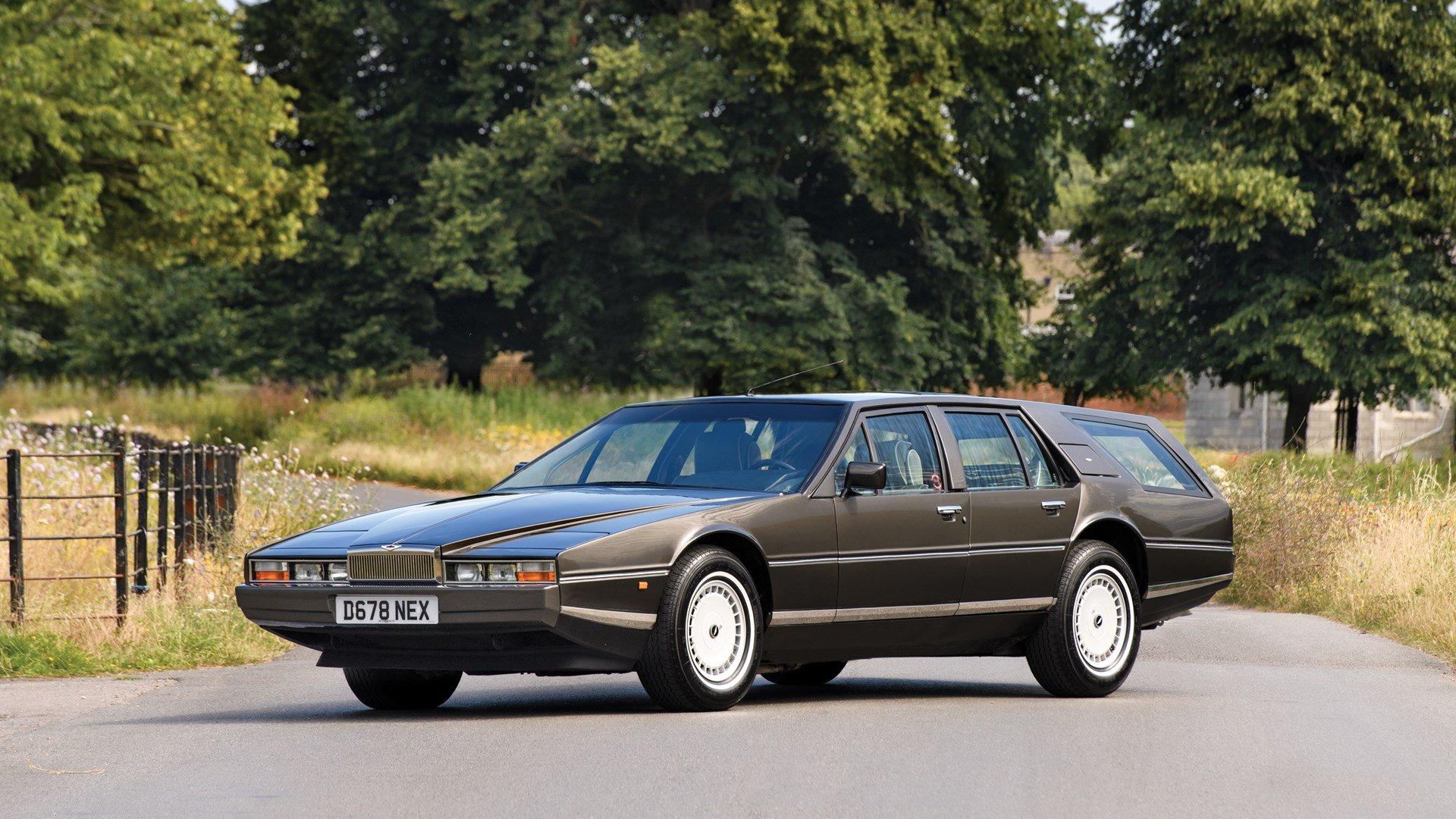 1987 Aston Martin Lagonda Shooting Brake Classic Driver Market