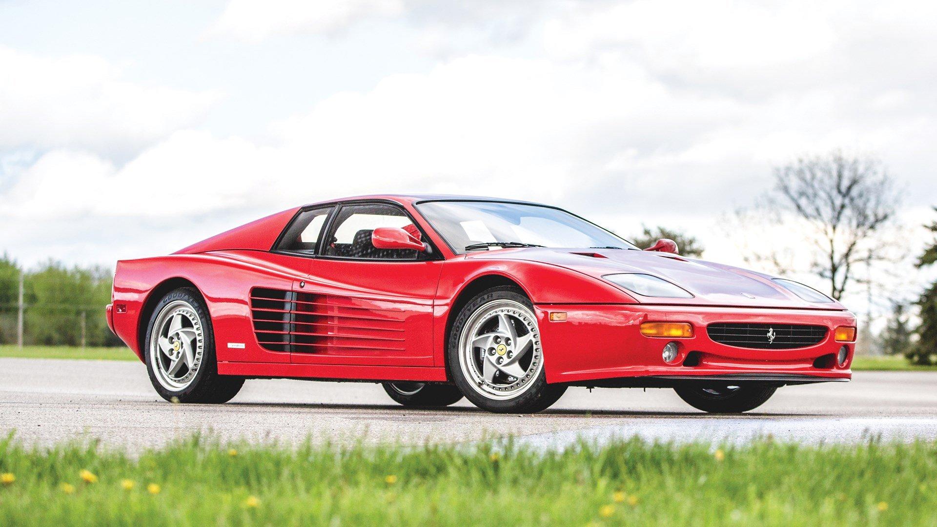 1995 Ferrari 512 F512 M Classic Driver Market