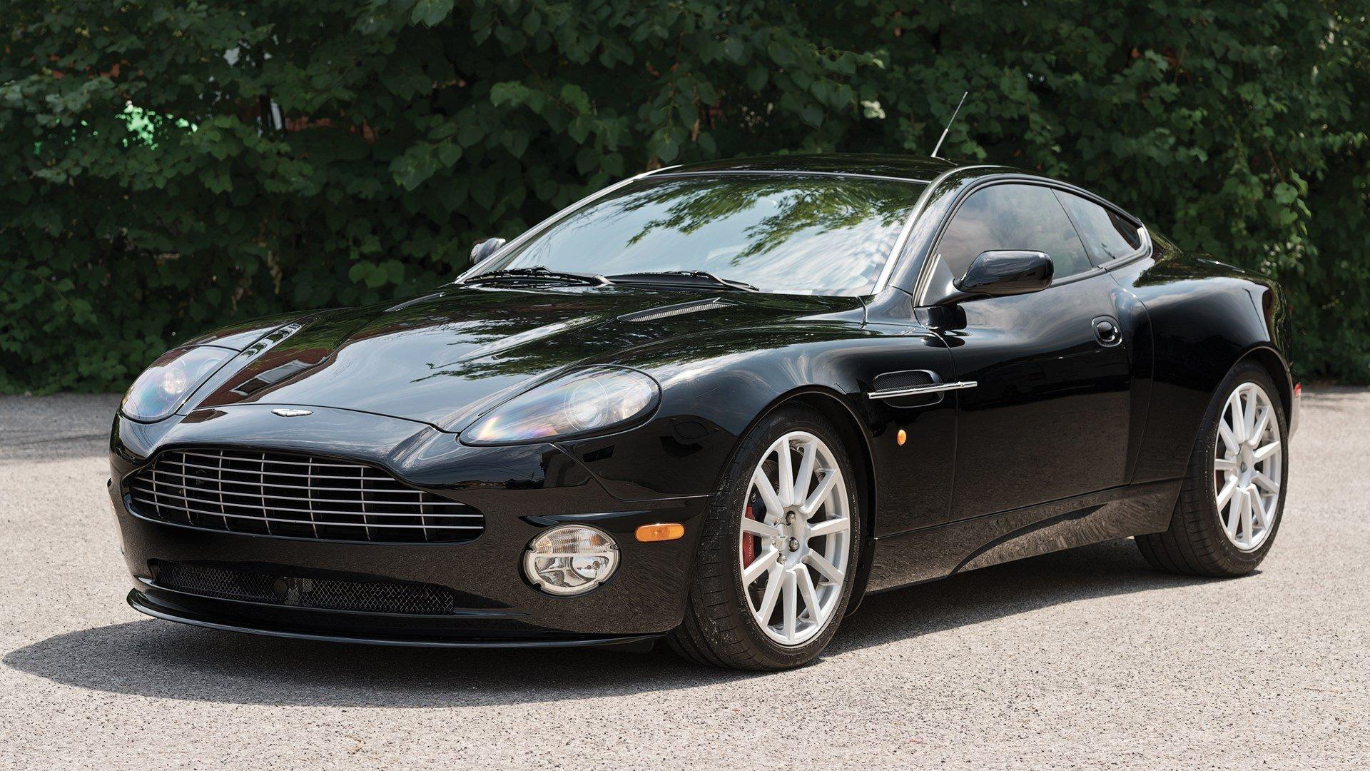 2006 Aston Martin Vanquish S Classic Driver Market