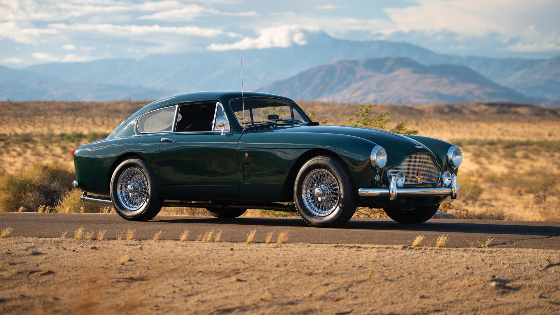 1957 Aston Martin Db2 4 Mk Iii Classic Driver Market