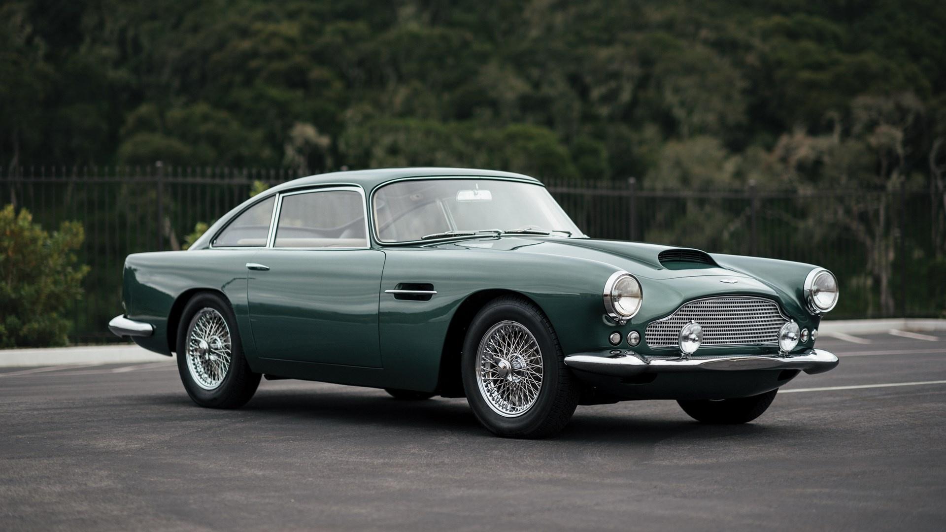 1961 Aston Martin Db4 Series Ii Oldtimer Zu Verkaufen