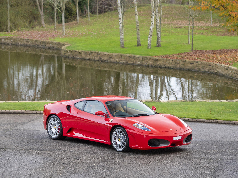 2007 Ferrari F430 Classic Driver Market