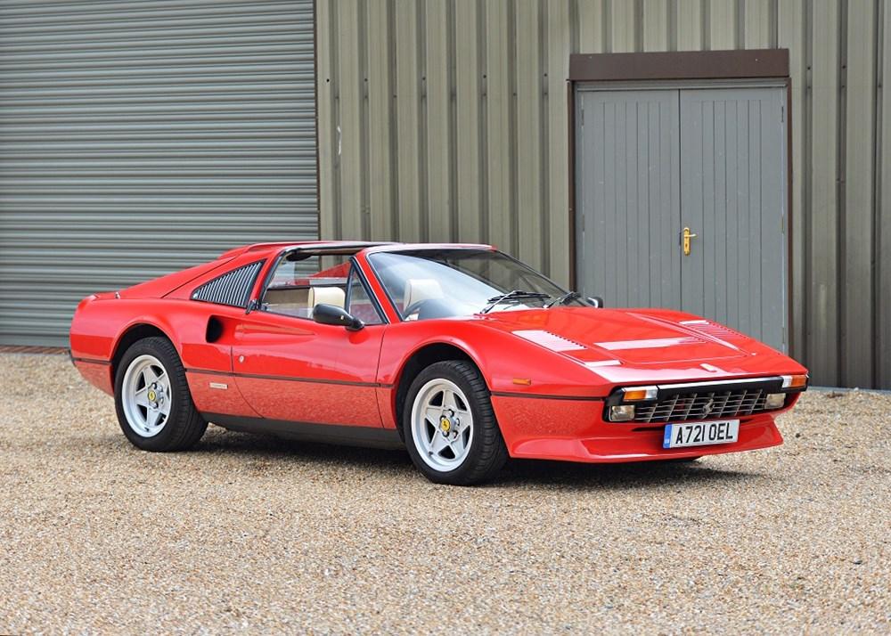 1984 Ferrari 308 Classic Driver Market