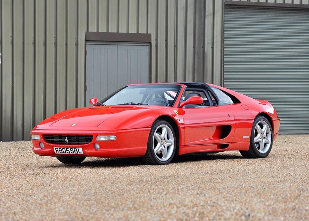 1998 Ferrari F355 Classic Driver Market
