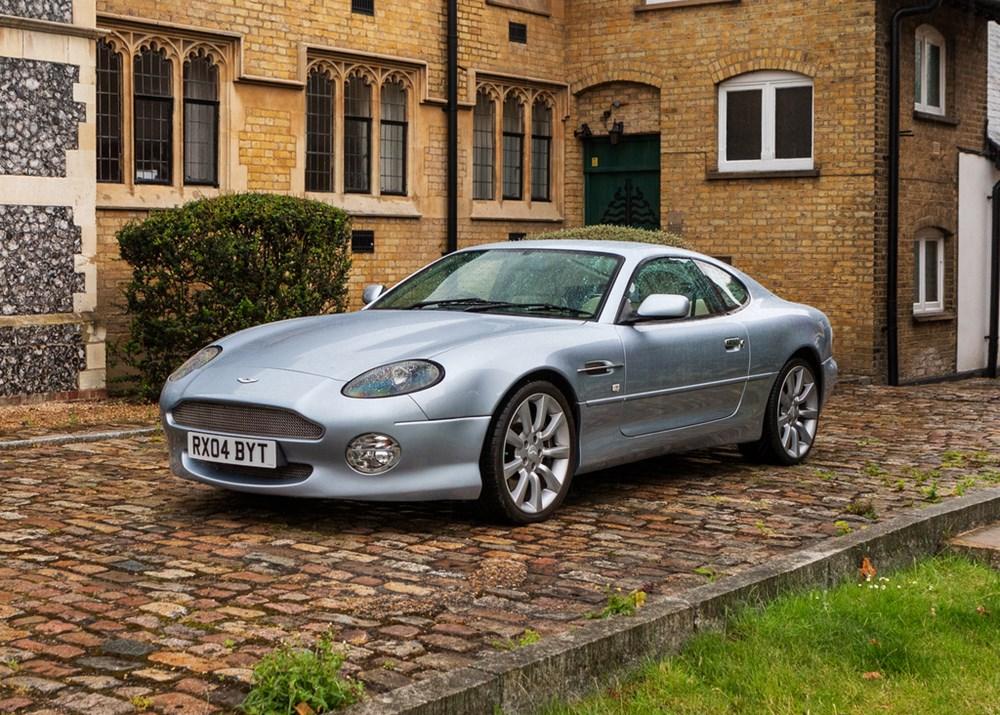 2004 Aston Martin Db Ar1 Classic Driver Market
