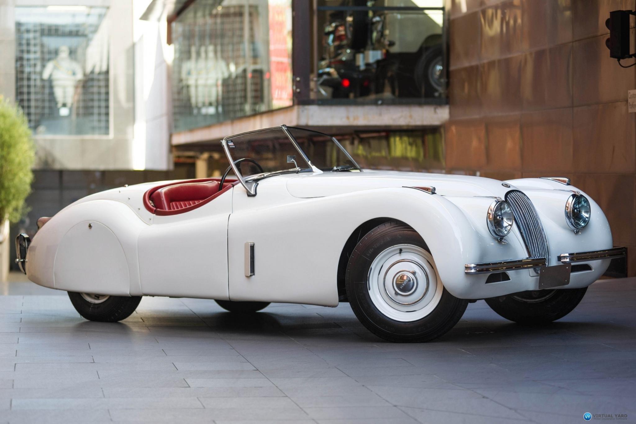 1951 Jaguar Xk 120 Classic Driver Market