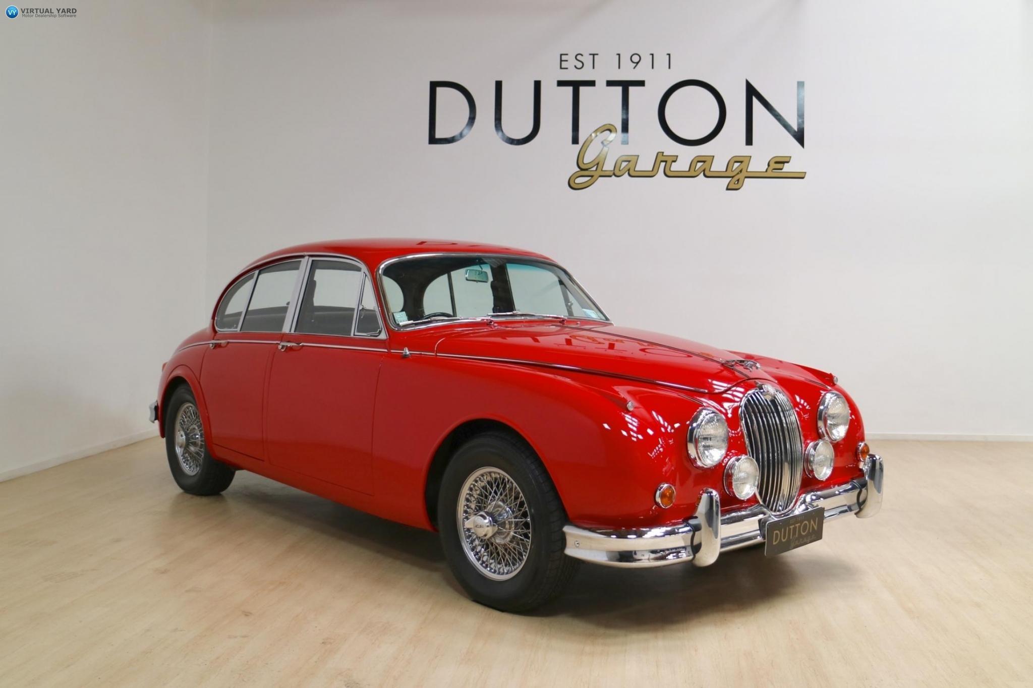 1961 Jaguar Mk Ii Classic Driver Market