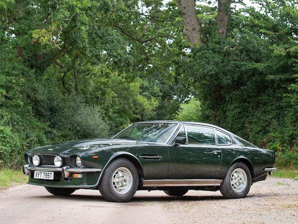 1978 Aston Martin V8 Classic Driver Market
