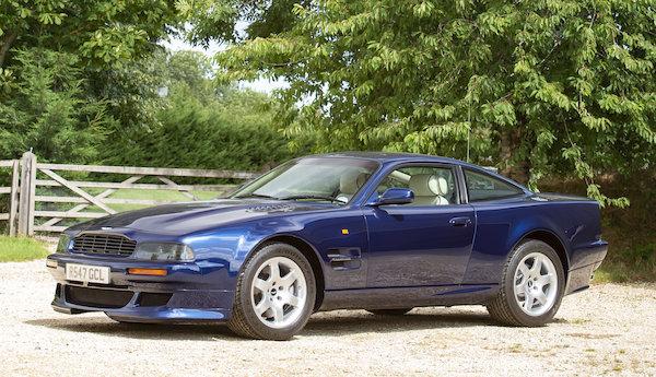 1998 Aston Martin V8 Vantage Classic Driver Market